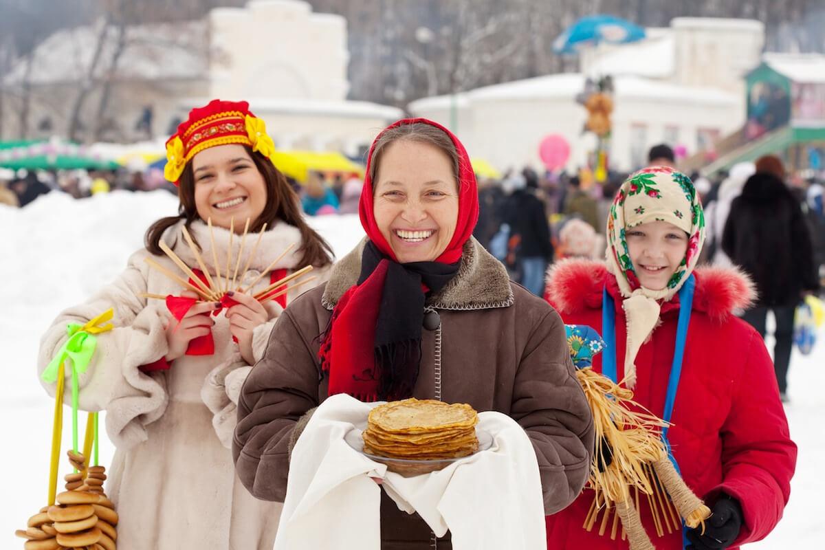 مردمان روسیه