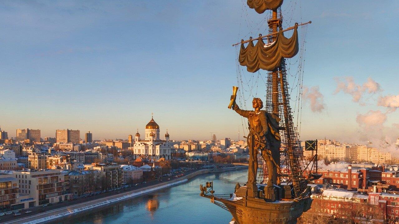 مسکو، پرجمعیت ترین شهر اروپا