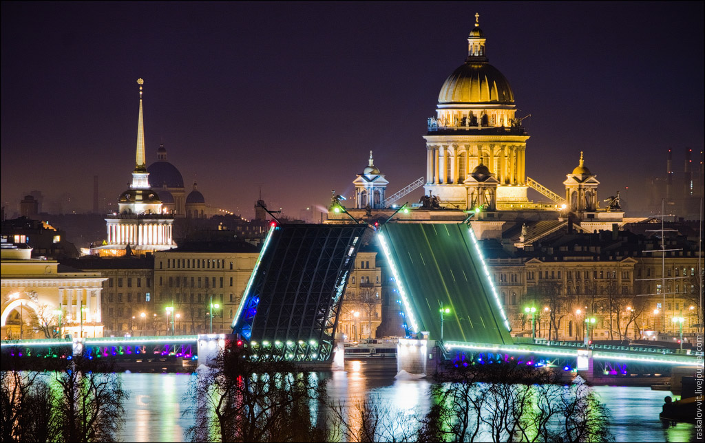 شهر سنت پیتربورگ -لنینگراد